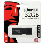 Pen Drive Kingston 32GB DT100G3 USB 3.0