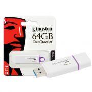 Pen Drive Kingston 64GB DTIG4 USB 3.0