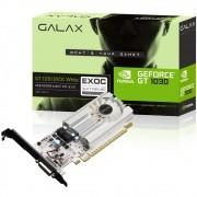Placa de Vídeo Galaxy Nvidia Geforce GT 1030 2GB DDR5 64Bits - 30NPH4HVQ5EW