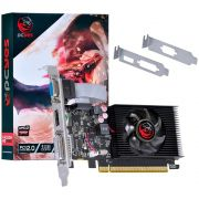 Placa de Vídeo PCYes AMD Randeon HD 5450, 1GB, DDR3, 64 Bits, PCI-E 2.0 - PJ54506401D3LP