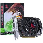 Placa de Vídeo VGA PCYes NVIDIA GeForce GT 730 Gaming, 1GB, GDDR5, 128 Bits, PCI-E 1.0 - PY730GT12801G5