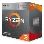 Processador AMD Ryzen 3 3200G AM4 3.6GHz (4 GHz Max Turbo), Cache 4MB - YD3200C5FHBOX