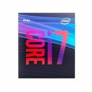 Processador Intel Core i7-9700 Coffee Lake 9ª Geração LGA 1151 3.0GHz (4.7 GHz Max Turbo), Cache 12MB - BX80684i79700