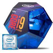 Processador Intel Core i9-9900K Coffee Lake Refresh 9ª Geração LGA 1151 3.6GHz (5.0GHz Max Turbo), Cache 16MB - BX80684I99900K
