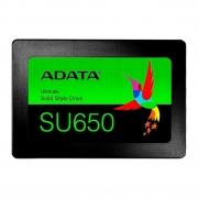 SSD Adata 120GB SU650 SATA III 2.5' - ASU650SS-120GT-R