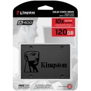SSD Kingston 120GB A400 Sata III 2.5' - SA400S37/120G