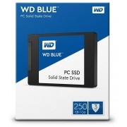 SSD WD (Western Digital) 250GB WD Blue SATA III 2.5' - WDS250G2B0A