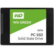 SSD WD (Western Digital) 480GB WD Green SATA III - WDS480G2G0A