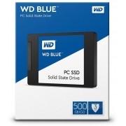 SSD WD (Western Digital) 500GB WD Blue SATA III 2.5' - WDS500G2B0A