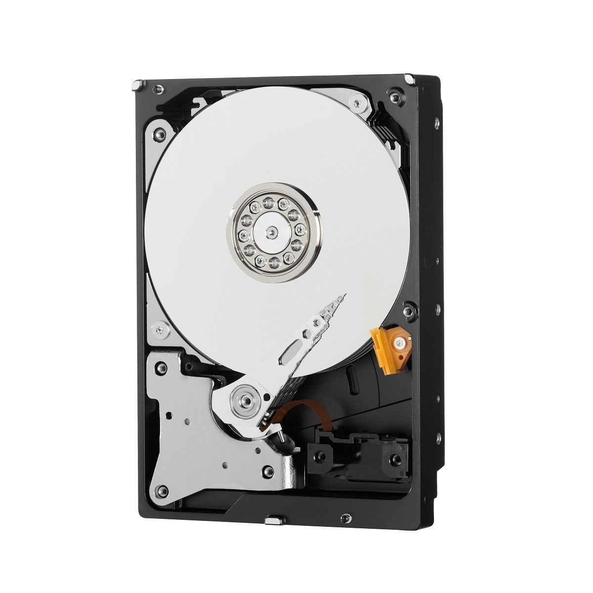 HD WD (Western Digital) Purple Surveillance CFTV 1TB IntelliPower 64MB Cache Sata III 3.5' 6.0Gb/s - WD10PURZ