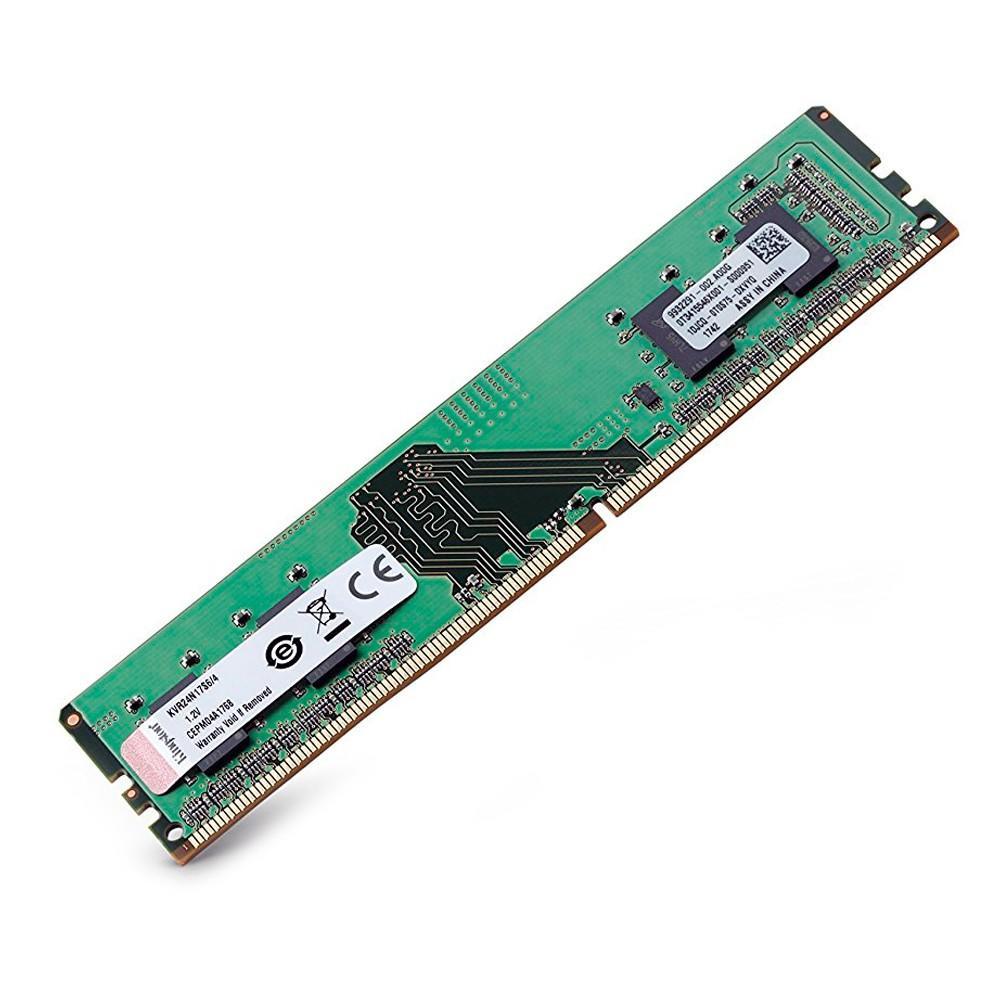 Memória Ram Kingston 4GB 2400Mhz 1.2v DDR4 CL17 - KVR24N17S6/4