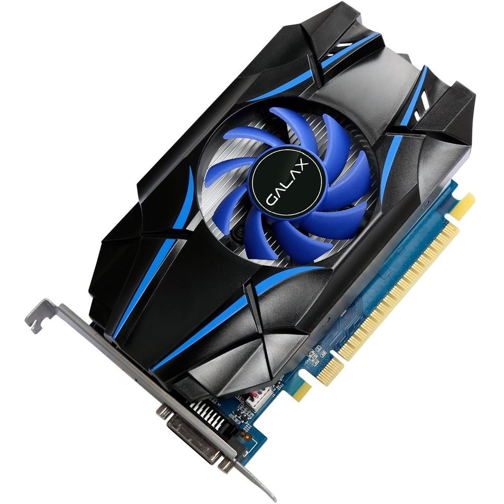 Placa de Vídeo Galaxy Nvidia Geforce GT 1030 2GB GDDR5 64Bits - 30NPH4HVQ4ST