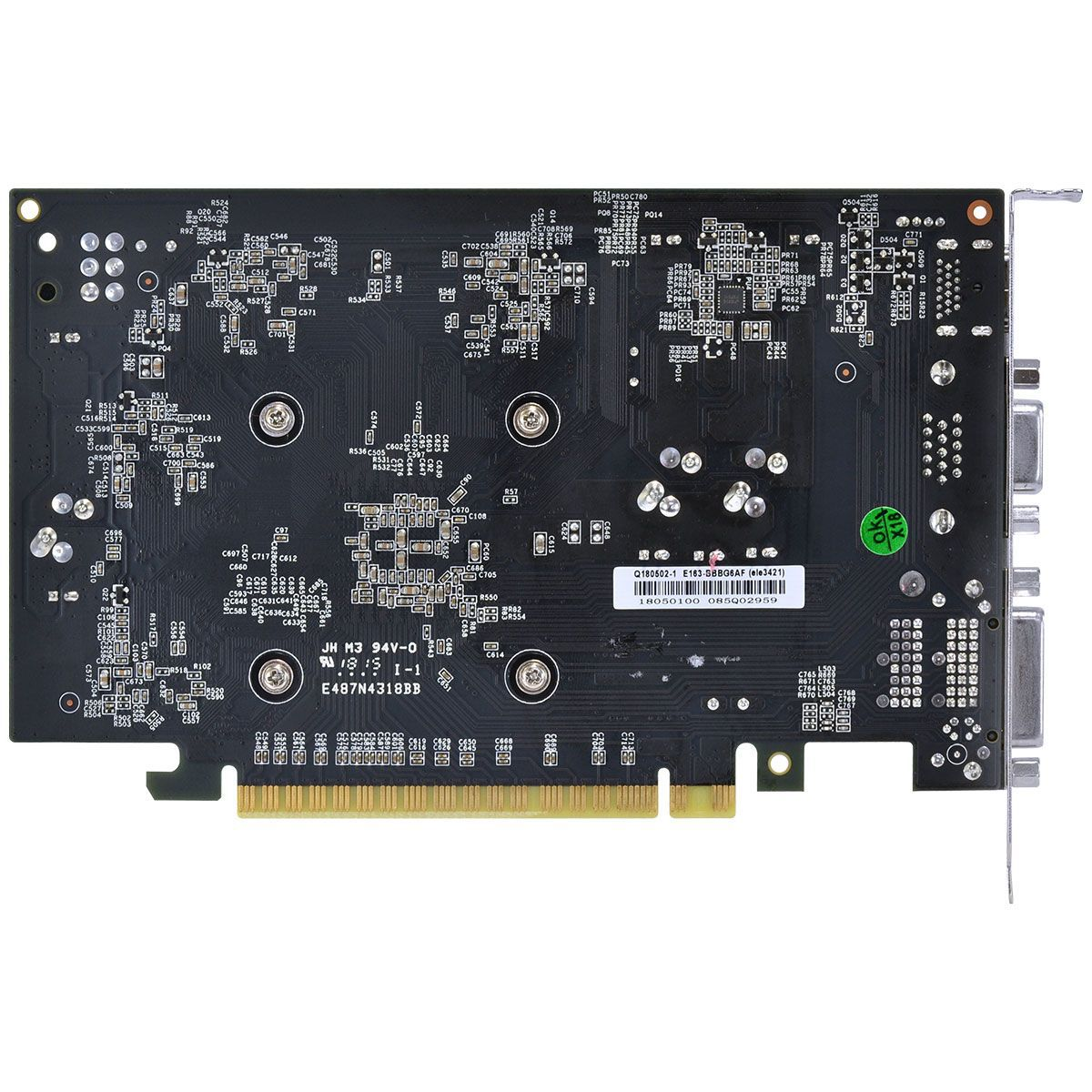 Placa de Vídeo VGA PCYes NVIDIA GeForce GT 730 Gaming, 1GB, GDDR5, 128 Bits, PCI-E 1.0 - PY730GT12801G5