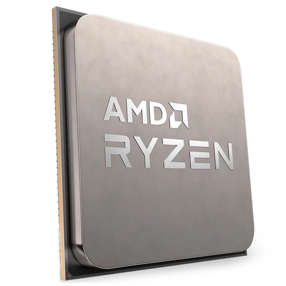 Processador AMD Ryzen 5 5600X AM4 3.7GHz (4.6 GHz Max Turbo), Cache 35MB - 100-100000065BOX