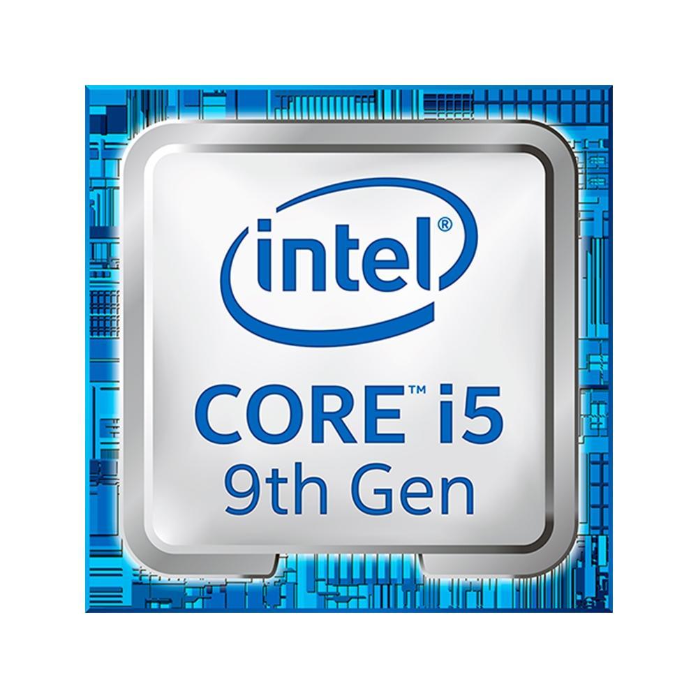 Processador Intel Core i5-9400F Coffee Lake 9ª Geração LGA 1151 2.9GHz (4.1GHz Max Turbo), Cache 9MB - BX80684I59400F