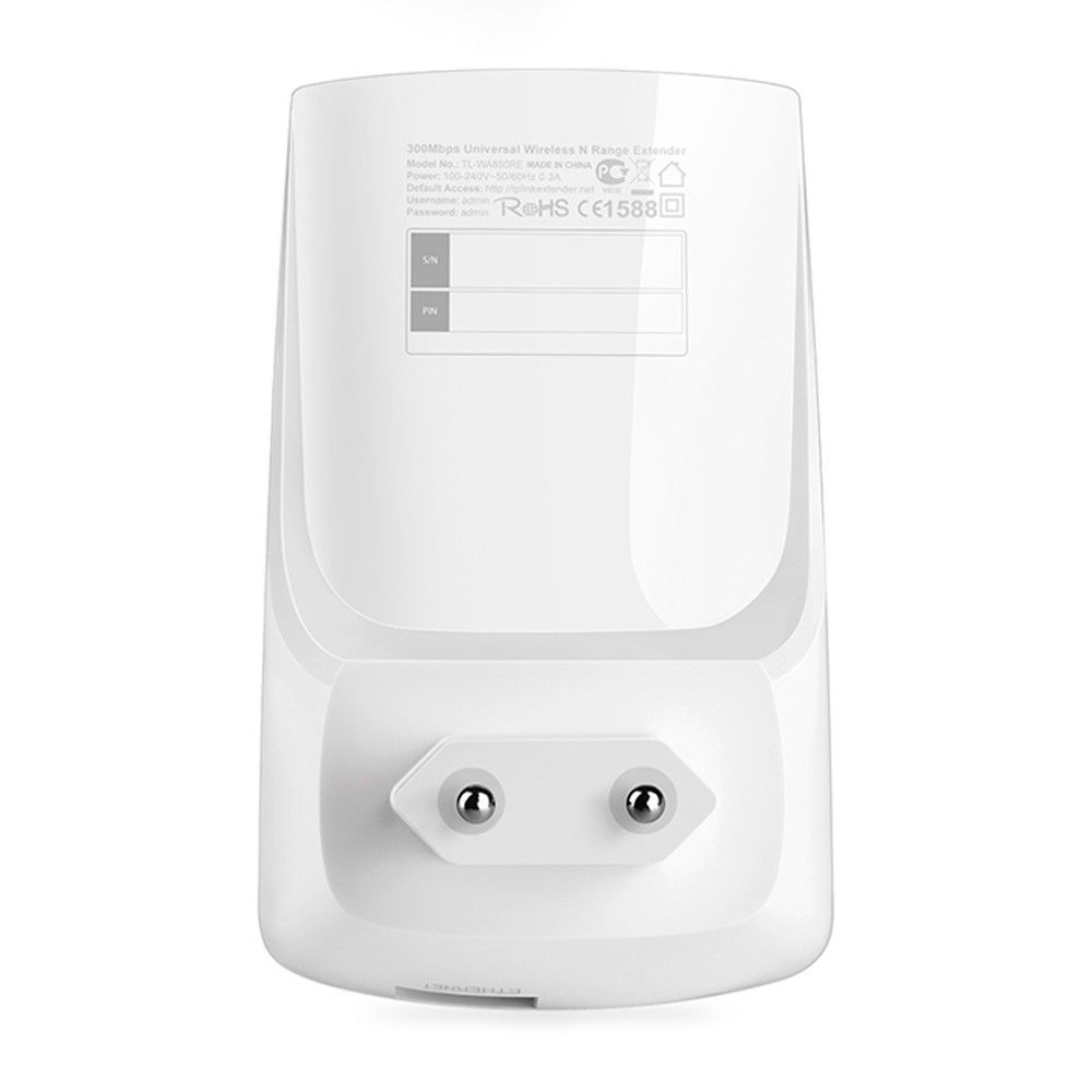 Repetidor Wireless (Wi-Fi) TP-Link 300Mbps - TL-WA850RE