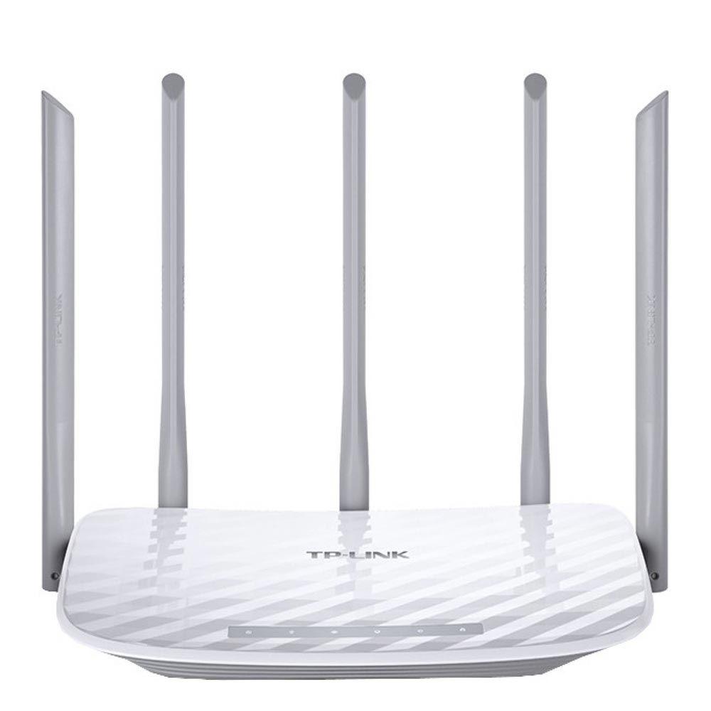 Roteador (Wi-Fi) TP-Link Dual Band 1350 Mbps AC1350 com 5 antenas - Archer C60