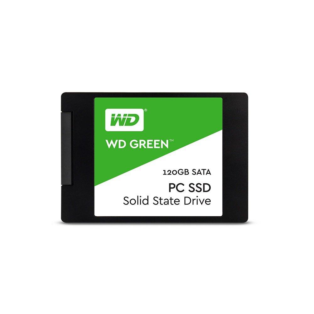 SSD WD (Western Digital) 120GB WD Green SATA III 2.5' - WDS120G2G0A