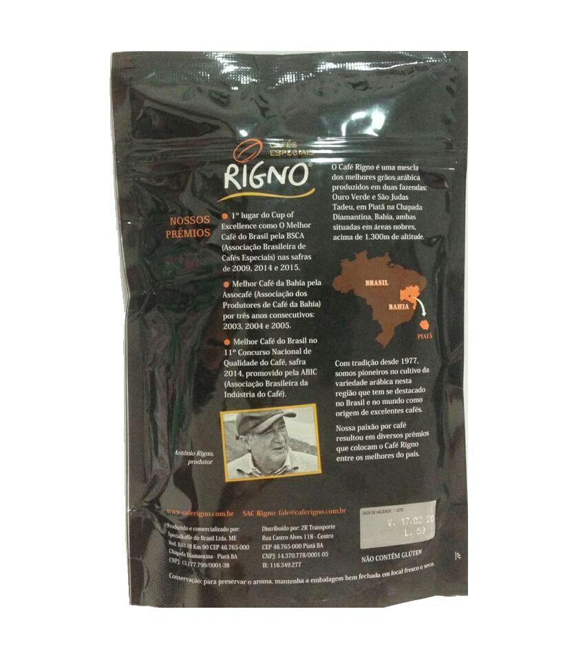 Café Rigno - Moído 250g  - EMPÓRIO CHAPADA DIAMANTINA
