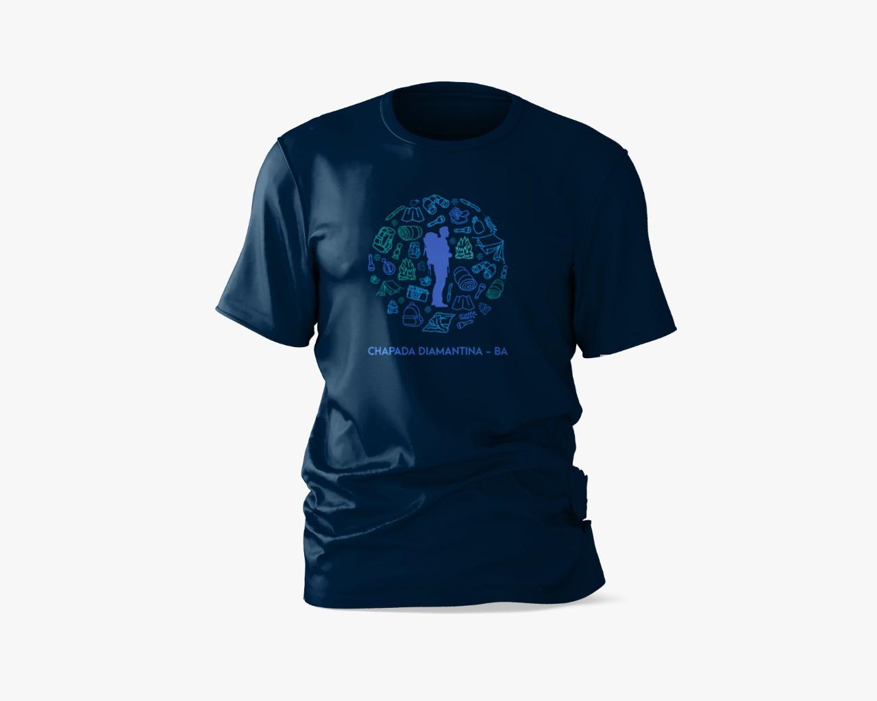 Camisa Chapada Diamantina - Andarilho