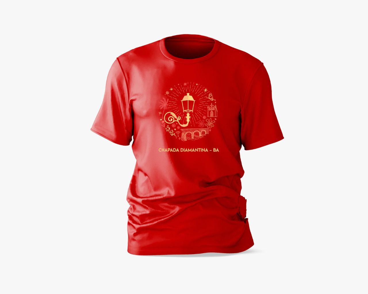Camisa Chapada Diamantina - LAMPIÃO