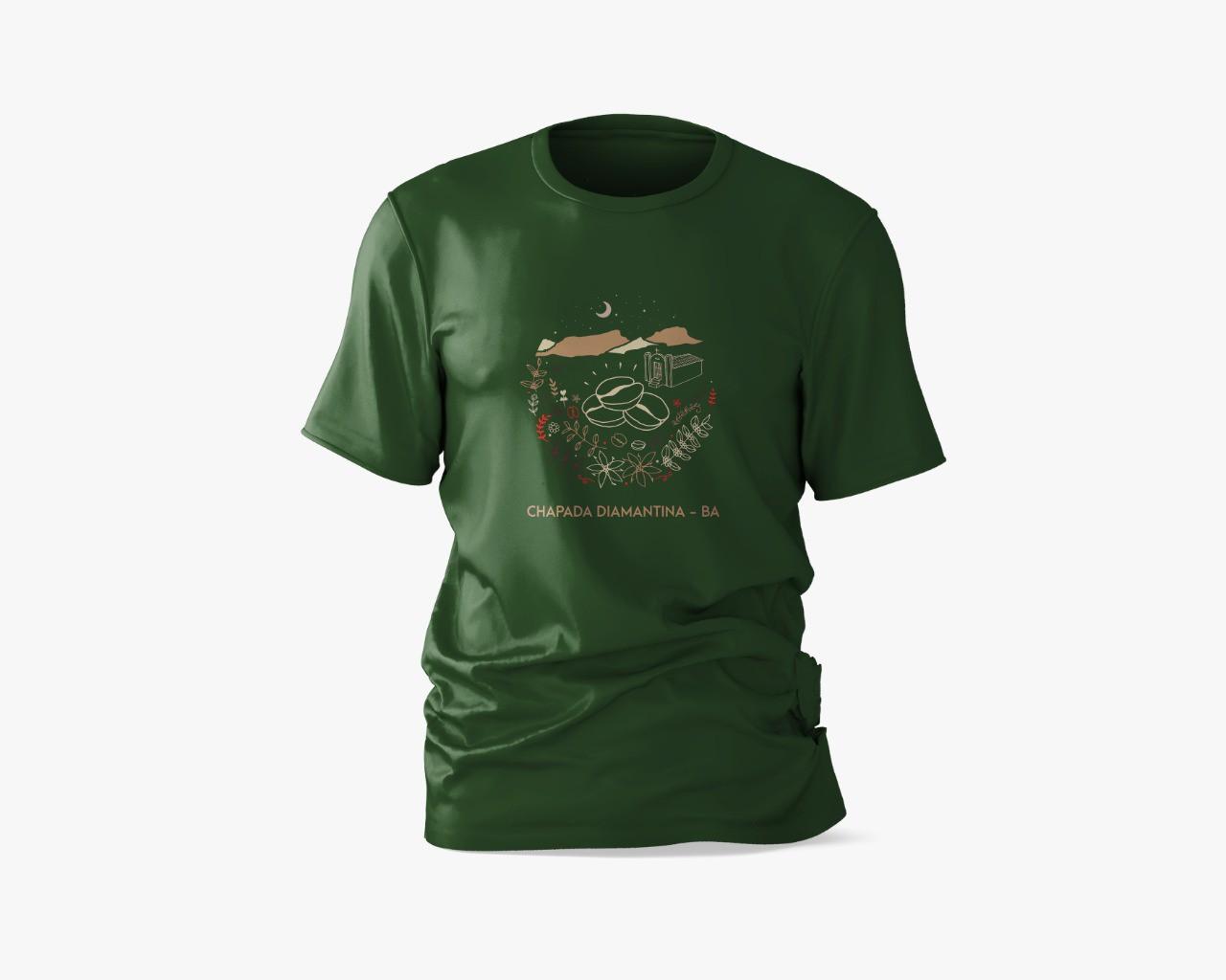 Camisa Chapada Diamantina - PIATÃ