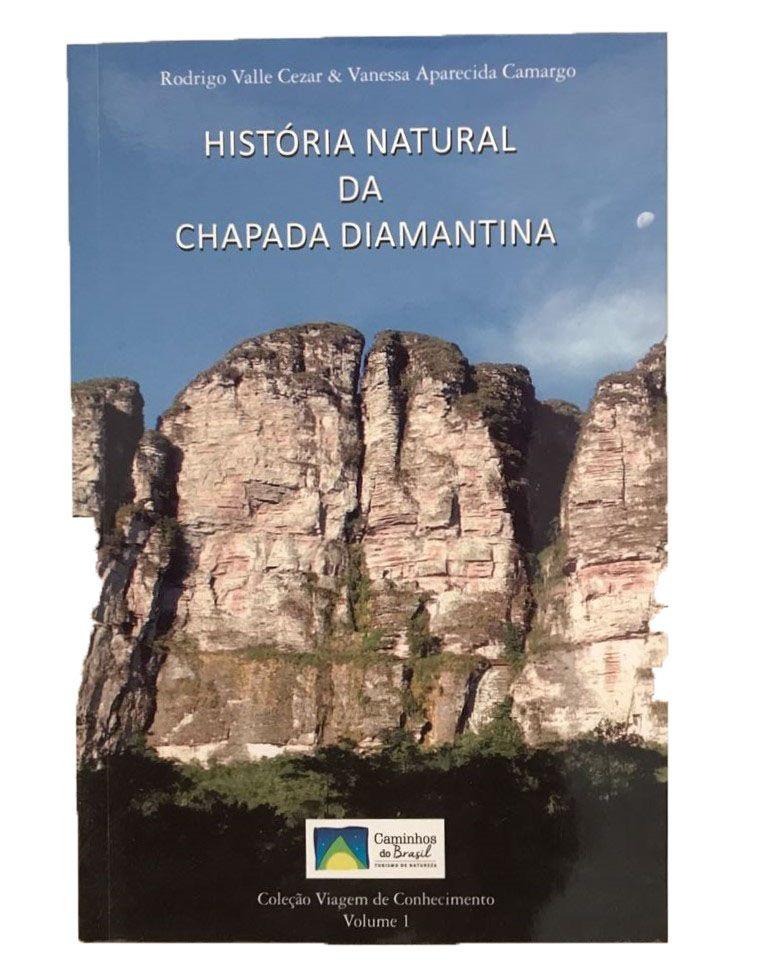 Livro História Natural da Chapada Diamantina