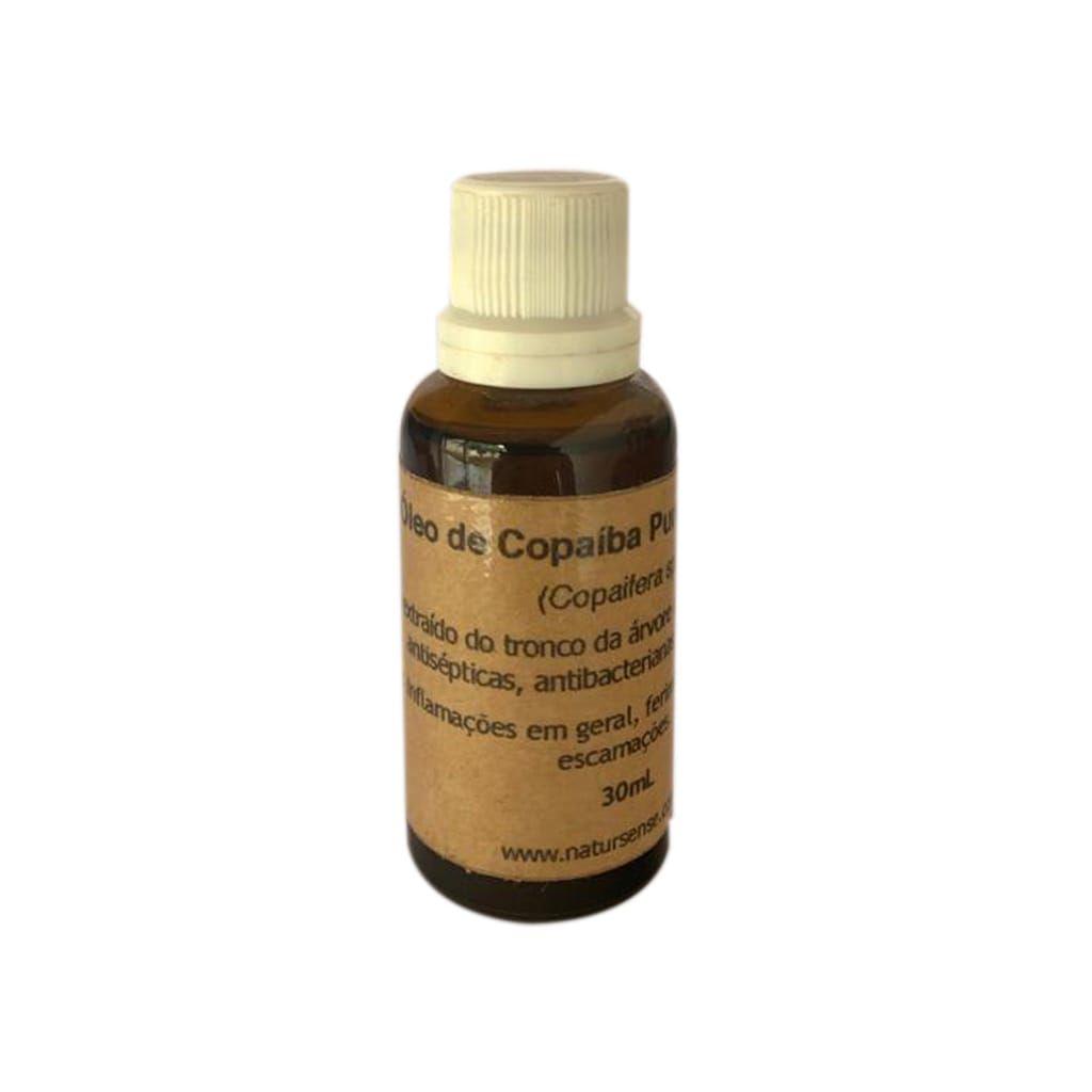 Óleo Medicinal de Copaiba