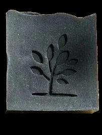 Sabonete de Carvão Vegetal & Copaíba - 100% Natural e Vegetal - Chapada Diamantina