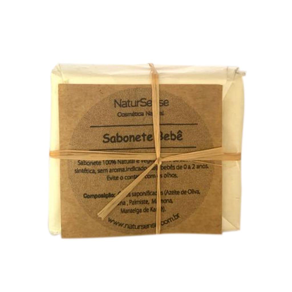 Sabonete Infantil - 100% Natural e Vegetal - Chapada Diamantina  - EMPÓRIO CHAPADA DIAMANTINA