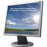 "Monitor LED Samsung 15""  SyncMaster 540"