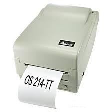 Impressora de etiquetas ARGOX modelo OS 214TT, com fonte e cabo conversor USB  - Loja Ribeirão WCOM Soluções