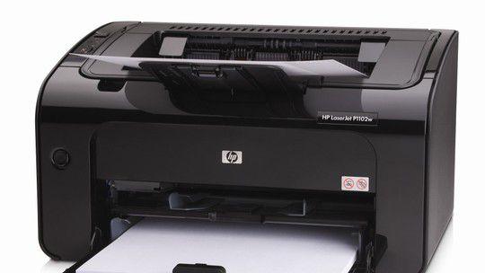 Impressora HP laserjet P1102W USB WIFI  - Loja Ribeirão WCOM Soluções