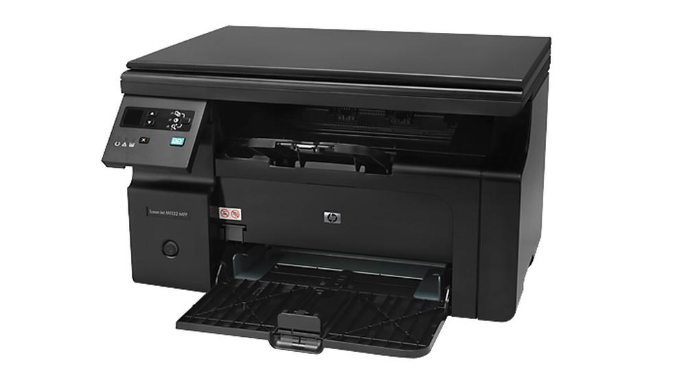 Impressora Multifuncional laser HP modelo M1132  - Loja Ribeirão WCOM Soluções