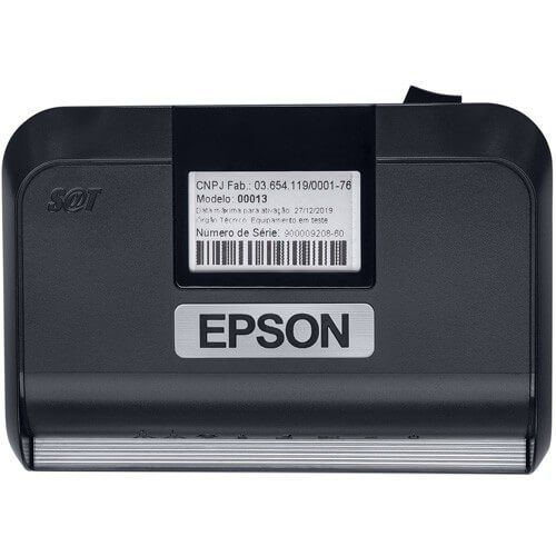 KIT SAT Epson A-10 + Impressora térmica TMT-20 Epson USB  - Loja Ribeirão WCOM Soluções