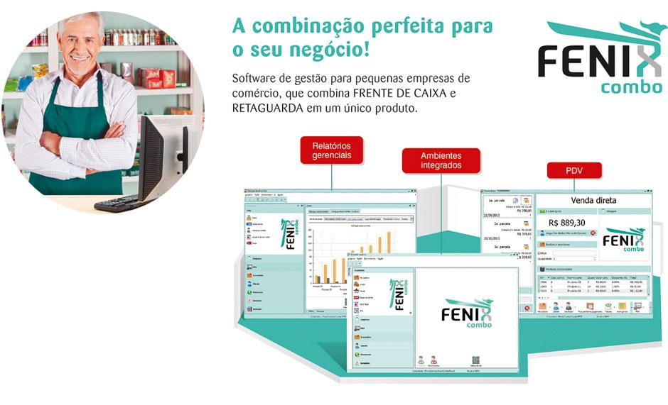 Sistema SAT NFe - ECF FENIX compacto - Ribeirão Preto e Região  - Loja Ribeirão WCOM Soluções