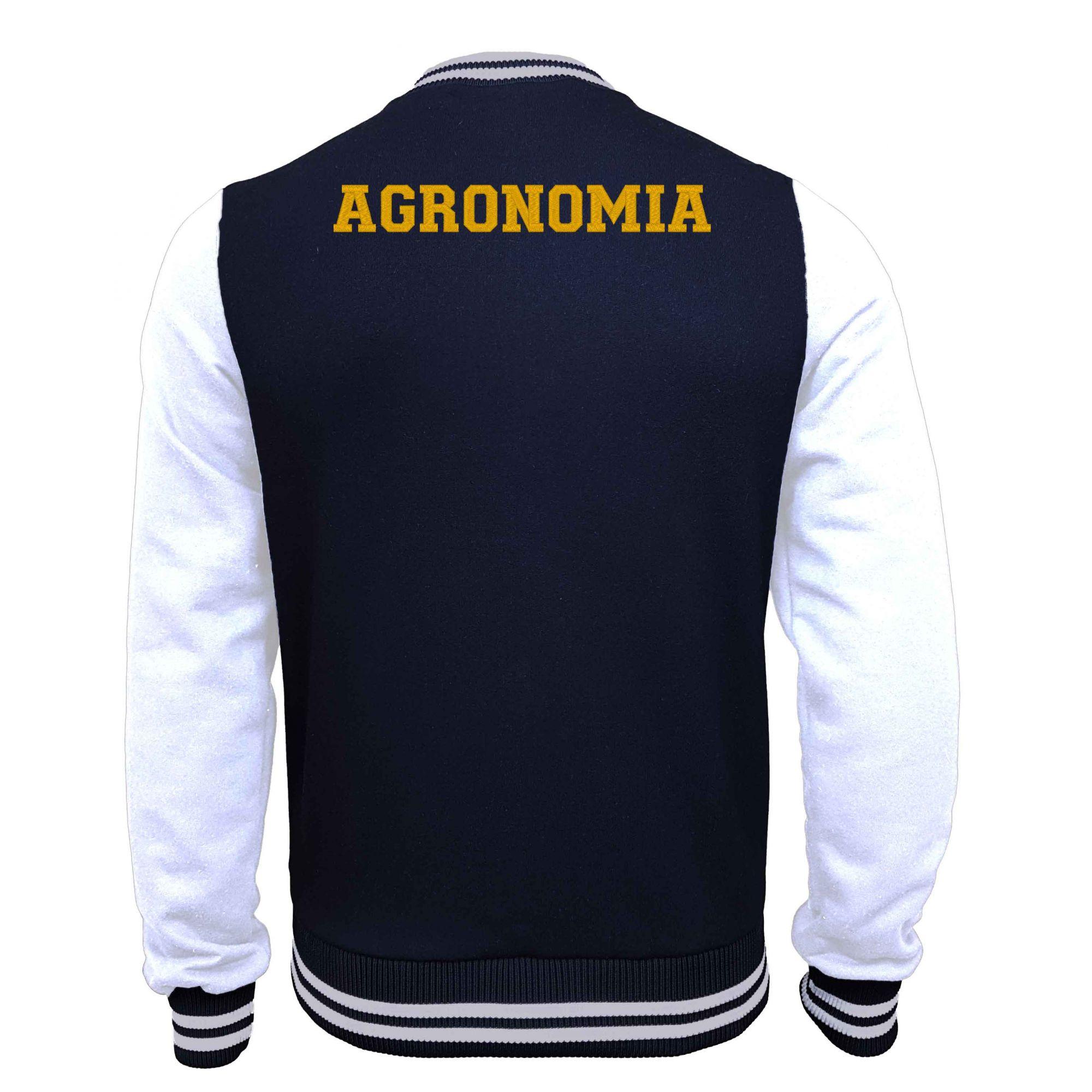 Jaqueta Moletom College Agronomia