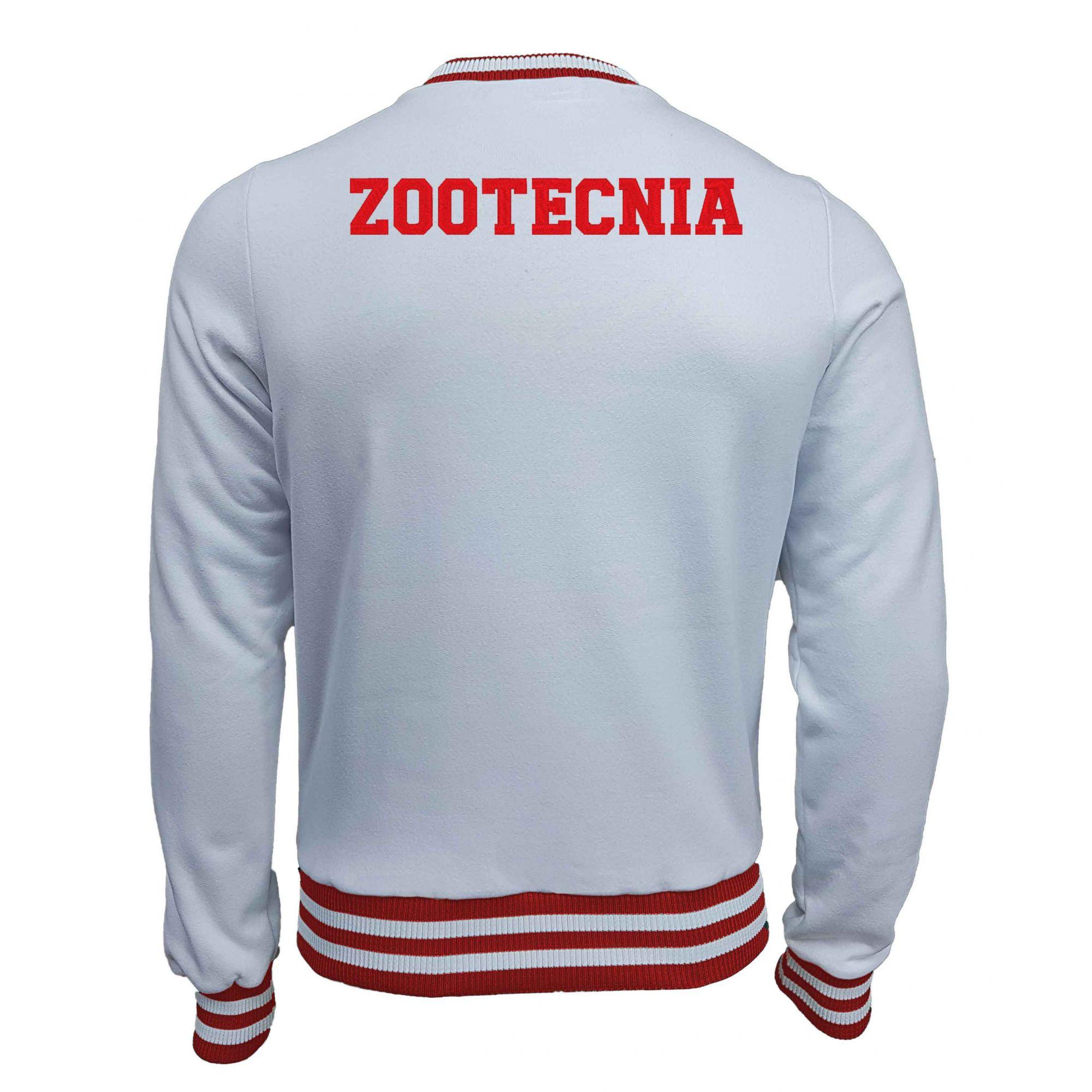 Jaqueta Moletom College Zootecnia