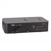 Amplificador Compacto Ambiente Ht400 Nca Bt Fm Usb Dual Zone