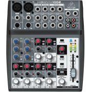 Behringer Xenyx 1002 - Mesa De Som / Mixer 10 Canais - 110V