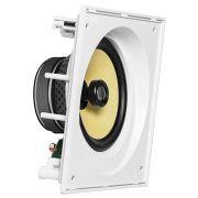 """JBL CI8SA - Caixa acústica de embutir angulada com cone de Kevlar 8"""" - Unidade"""