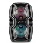 Caixa Ativa Frahm Torre Tf 200 Bt 200w Bluetooth Usb App Bat