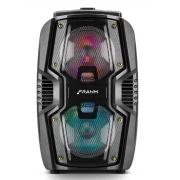 Caixa Ativa Frahm Torre Tf 200 Bt 200w Rms Bluetooth Usb Sd