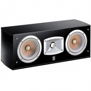 Caixa Central YAMAHA NS-C444 BLACK