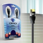 Diamond Cable DMD JX-1020 15 Metros - Cabo HDMI High Speed com Ethernet 10.2Gbps 3D 4K ARC - Unidade