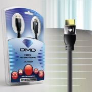 Diamond Cable DMD JX-1020 8 Metros - Cabo HDMI High Speed com Ethernet 10.2Gbps 3D 4K ARC - Unidade
