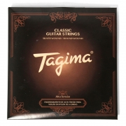 ENCORDOAMENTO TAGIMA VIOLAO NYLON TENSAO ALTA 0.29 .045 # 640