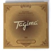 ENCORDOAMENTO TAGIMA VIOLAO NYLON TENSAO MEDIA .028 .044 # 2230