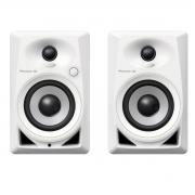 MONITOR DE REFERENCIA PIONEER DJ DM-40 WHITE - 110V