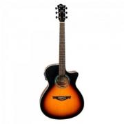 Violão Grand Auditorium Elétrico Nylon Tagima TW-27 Woodstock Acoustic Series